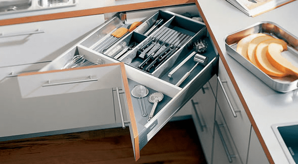 Hidden Storage hidden storage in the kitchen | guthmann construction