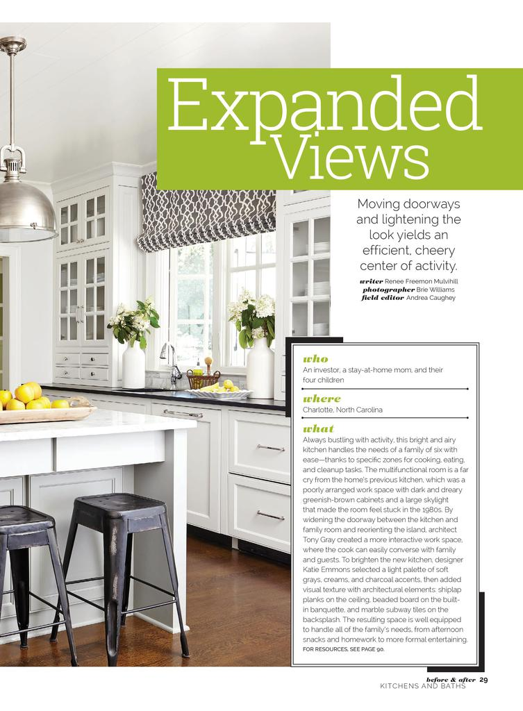 Our Design-Team Featured in Better Homes and Gardens! | Guthmann ...
