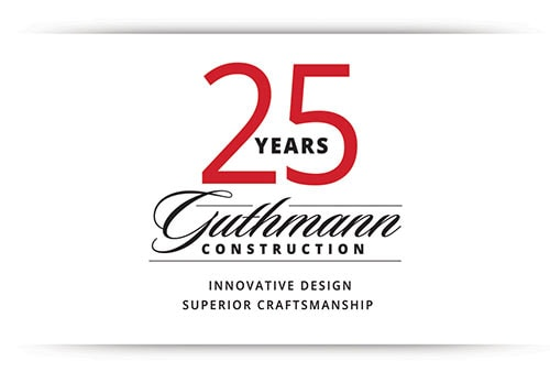 Guthmann Construction Celebrates 25th Anniversary