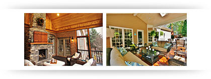 Guthmann Construction | Covered Porches | Charlotte-NC