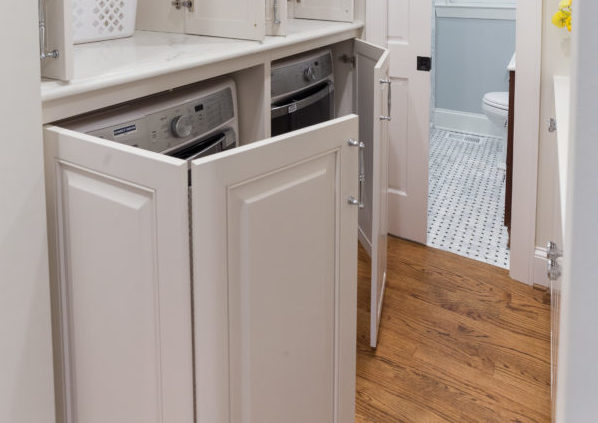 Relocating the Laundry Room