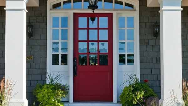 Freshen Up The Front Door Guthmann Construction. Incredible How To Choose  ...