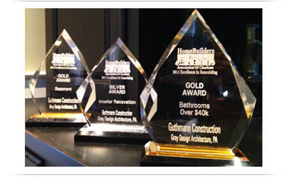 Awards for Guthmann Construction