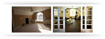 Guthmann Construction before and After | Charlotte NC