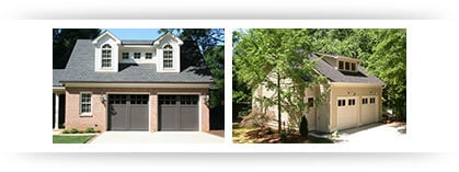 Guthmann Construction | Detached Garages | Charlotte-NC
