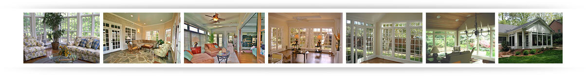 Guthmann Construction | Sunrooms | Charlotte-NC