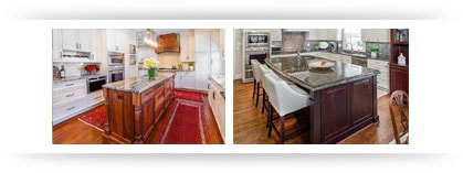 Guthmann Construction | Kitchens | Charlotte-NC