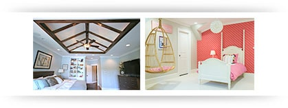 Guthmann Construction | Bedrooms | Charlotte NC